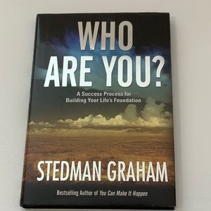 Book: Who Are You?